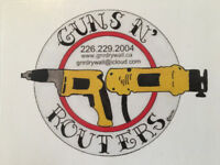 Guns N' Routers Drywall Inc.