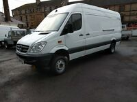 Mercedes Sprinter 516 CDI LONG HIGH ROOF (white) 2011