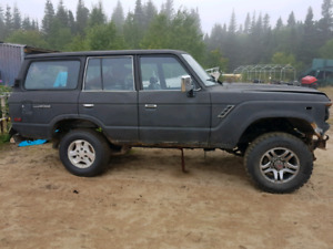Toyota land cruiser fj60 placable