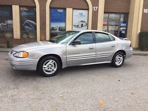 1999 Pontiac grand am LOW KM!!