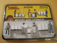 HO Scale Accessories For Model Train Layouts