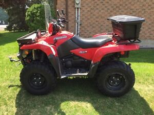 2009 Suzuki King Quad , LXP 500 -AX1 - 4x4