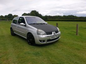 Renault Clio Sport 182 FF Cup packs K tec, used for sale  Winchester, Hampshire