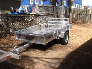 Aluminium trailer for sale