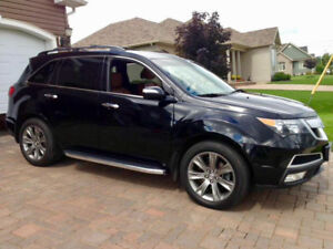 2011 Acura MDX ELITE  The official Luxury SUV