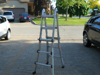 Ladder Extendable by Vulcan in perfect condition