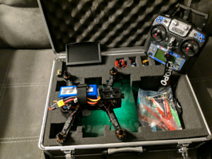 Kit complet FPV drone ZMR 250.