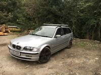 BMW 330D touring e46 **brand new clutch and flywheel**