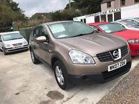 Nissan 4x4 98,000 miles 12 months mot upto 24 months warranty