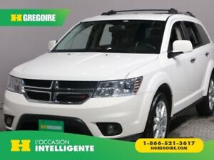 2017 Dodge Journey GT AWD A/C CUIR MAGS BLUETOOTH