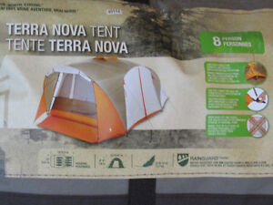 *Can deliver to Ottawa* - Brand new, never used 8-person tent