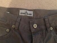 Stone Island combat trousers