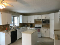 Kitchen Cabinets Refinishing by Dale 780-297-9229