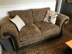 Huge Comfy of Couches (set)