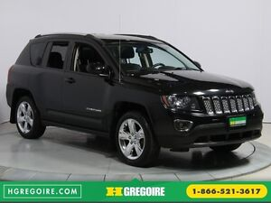 2014 Jeep Compass Limited 4WD CUIR A/C TOIT NAV MAGS