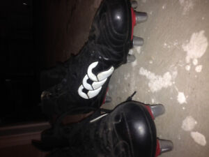 Men's Canterbury Rugby Cleats Size 8