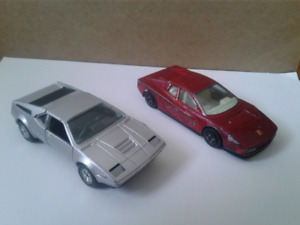 Gama BMW- BburagoTestarossa vehicles vintage