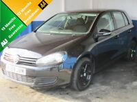 Volkswagen Golf S TDI 1.6 105 PS (black) 2009