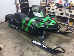 2010 Arctic Cat Crossfire 800 HO. Trade for something cool!