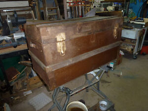 antique- valise-trunk luggage