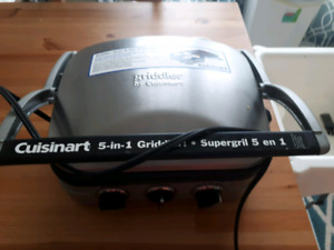 Cusinart Griddle/Grill