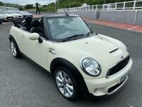 2012 62 MINI CONVERTIBLE 1.6 COOPER S 184bhp with Chili Pack & high specifiction