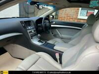 2010 Infiniti G37 G37S Auto Coupe Petrol Automatic