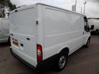Ford Transit 280 Low Roof Van Tdci 100Ps DIESEL MANUAL WHITE (2013)