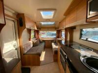 2015 Bailey Pursuit Plus 530-4 (4 Berth) Fixed Bed - Motor Mover