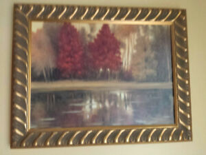 Oil Paintings with frames