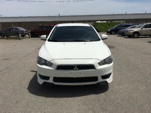 2009 Mitsubishi Lancer,CERTIFIED,ETESTED,WARRANTY,NO ACCIDENT