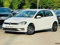2017 Volkswagen Golf 1.4 TSI BlueMotion Tech SE Nav DSG (s/s) 5dr Hatchback Petr