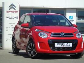 2015 CITROEN C1 1.2 PureTech Flair 5dr