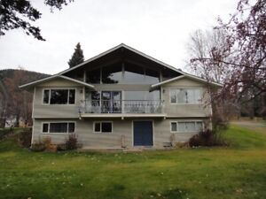 Executive waterfront home for rent