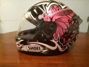 casque moto shoei xxs