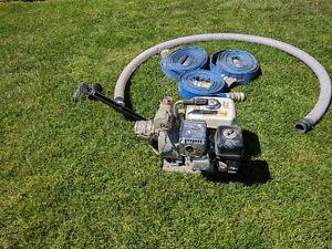 """2"""" Honda Water/Trash Pump"""
