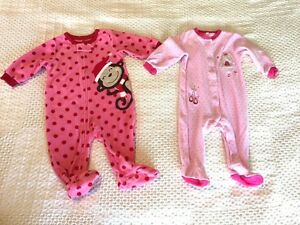 Baby girl clothes 6 months - 10 items London Ontario image 4