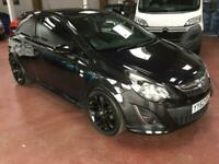 VAUXHALL CORSA 1.2 LIMITED EDITION 59000 mls