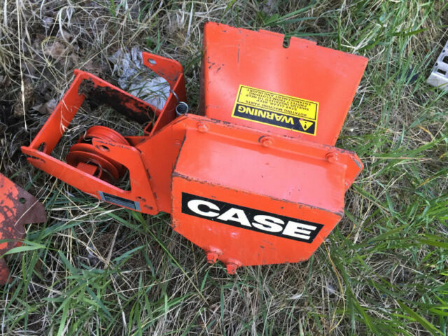 Case Garden Tractor Hydraulic Pump : Case ingersoll hydriv lawn tractor pto with rototiller