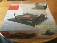 Brand new sealed Ion USB turntable