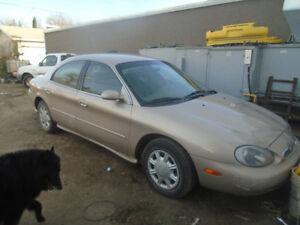 1998 Mercury Sable Sedan GREAT WINTER CAR  !! CHEAP !!!!