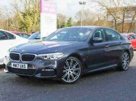 image for 2017 BMW 5 Series 530e M Sport 4dr Auto Saloon Hybrid Automatic