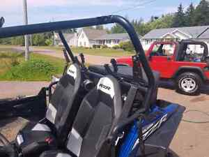 2015 polaris RZR 900 trail editio efi power steering only 460 km