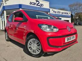 2015 Volkswagen UP MOVE UP Automatic Hatchback