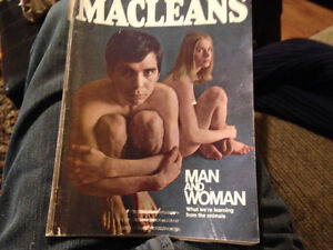 1969 Macleans Magazine