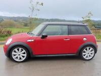 MINI COOPER S, 2007 07 PLATE **FULLY LOADED**