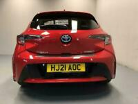 2021 Toyota Corolla 1.8 VVT-i Hybrid Design 5dr CVT HATCHBACK Petrol/Electric Hy