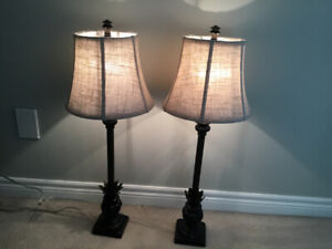 Table/ night lamps