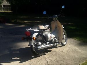 Honda C70 Passport in Excellent Condition