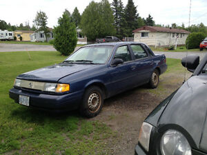 1992 Mercury Other GS Other